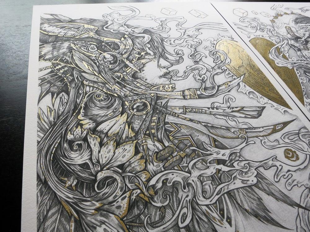 """Image of """"Beauty & Death"""" by Jeremy Beswick"""