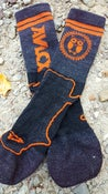 Image of AVLCX Defeet Levitator Trail Wool Socks