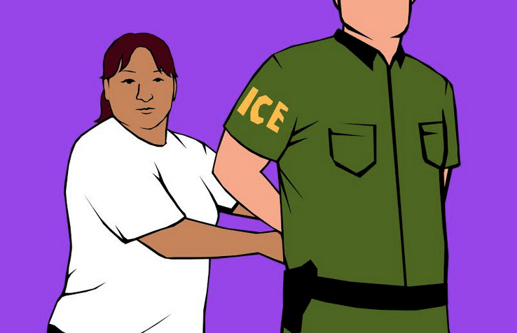 Image of Arrest ICE