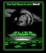 Image of Alien Contamination T-SHIRT