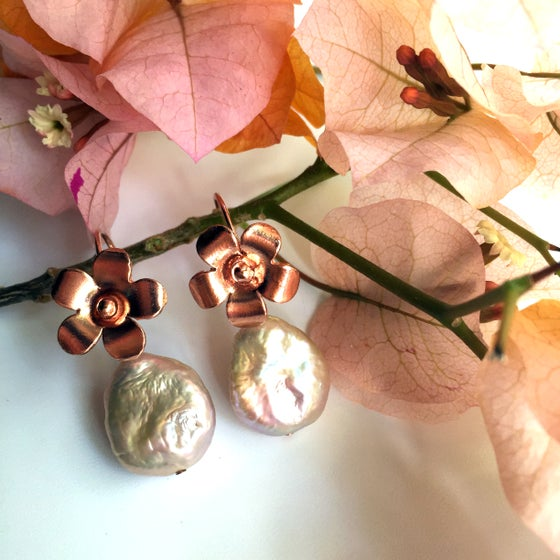 Image of Flores Earrings