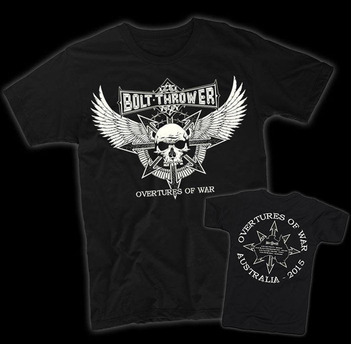 "Image of ""Wings"" Australian Tour Shirt"