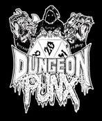 Image of Dungeonpunx Black Shirt