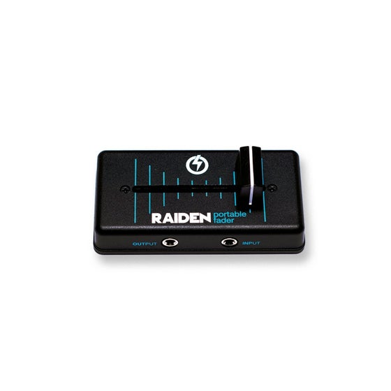 Image of Raiden Fader VVT-MK1 - BLACK/BLUE