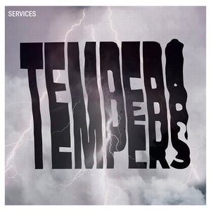 Image of [a+w lp011] Tempers - Services LP (2. Edition)