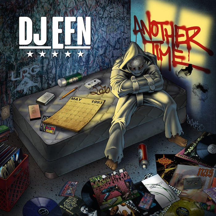 Image of DJ EFN - Another Time (CD)