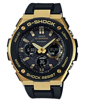 Image of GSTS100G Tough Solar - G-Steel - Gold/Black