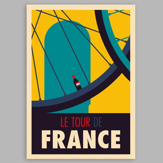 Image of Le Tour de France