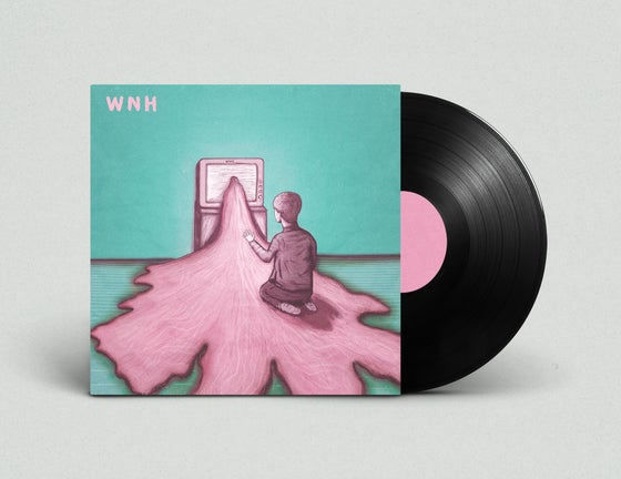 "Image of WNH 7"" Vinyl"
