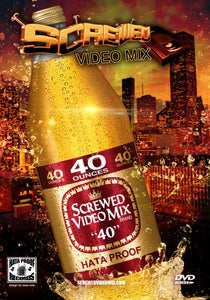 Image of Screwed Video Mix 40