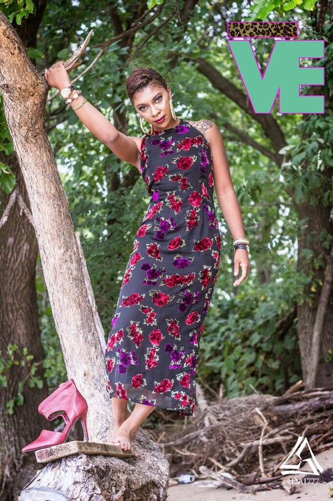 Image of Floral Vintage Dress