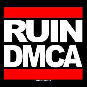 Image of RUIN DMCA shirt