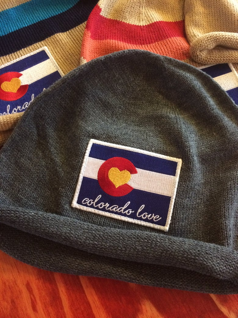 Image of Colorado Love Beanies