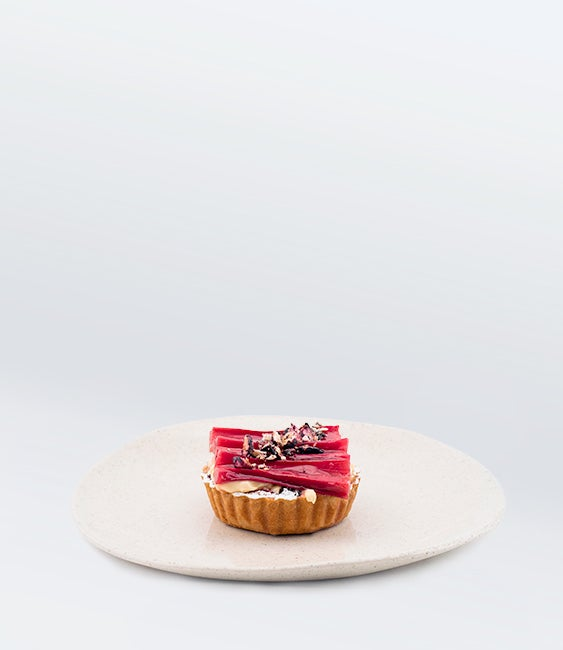 Image of Rhubarb Tart <br>(More Sizes Available)