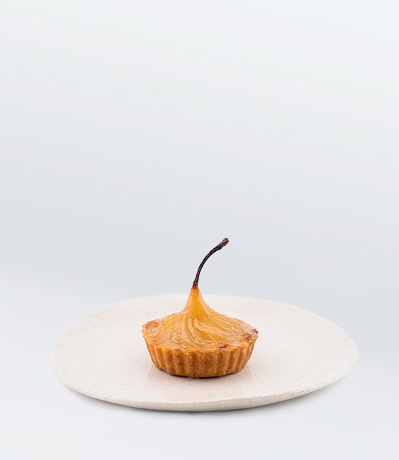 Image of Pear & Almond Tart <br>(More Sizes Available)