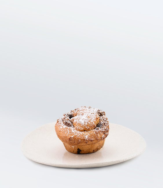 Image of Cinnamon, Date & Walnut Brioche