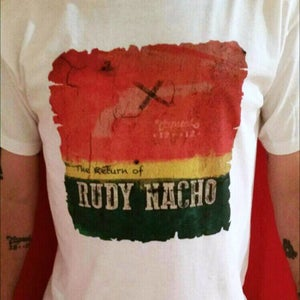 Image of The Return Of Rudy Nacho T-shirt