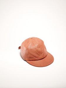 Image of #OverThePeak Perfored leather caps
