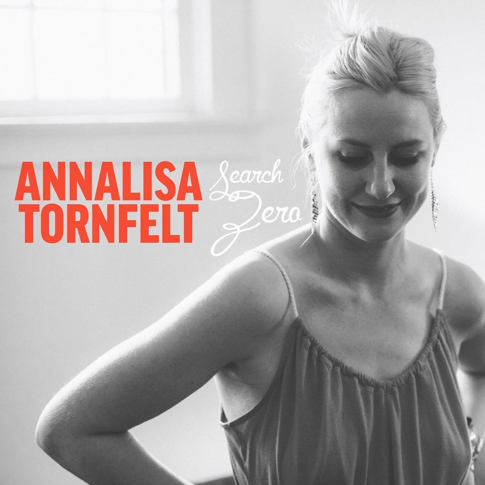 Image of Autographed!! ** Annalisa Tornfelt | SEARCH ZERO | LP