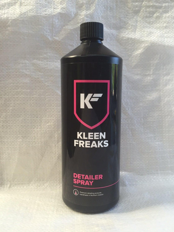 Image of Kleen Freaks 1Ltr Bottles Shampoo, Detailer, Snowfoam