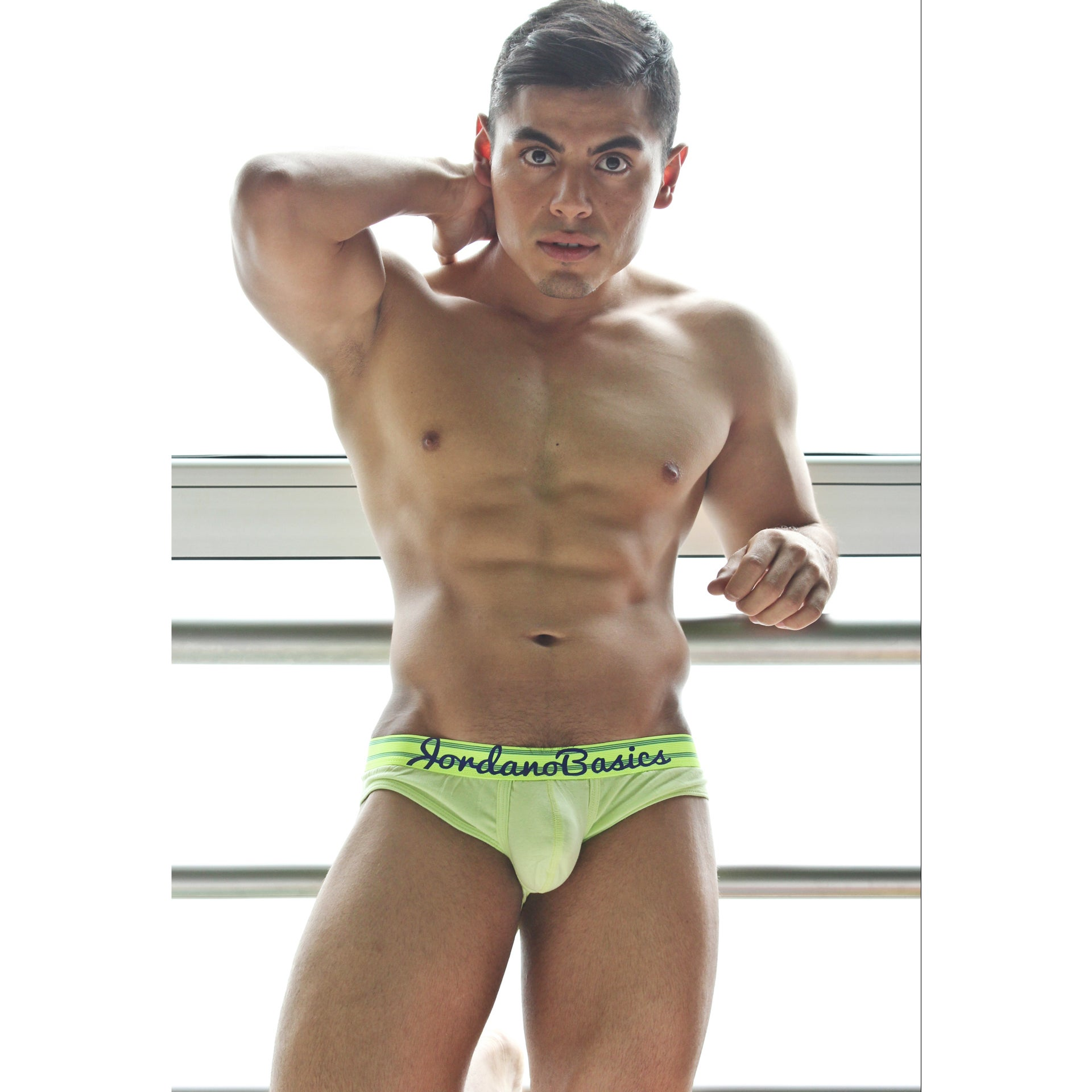 Image of LIME JOCKSTRAPS