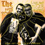 "Image of THE SECRET PROSTITUTES Tiger Express 12"" test press"