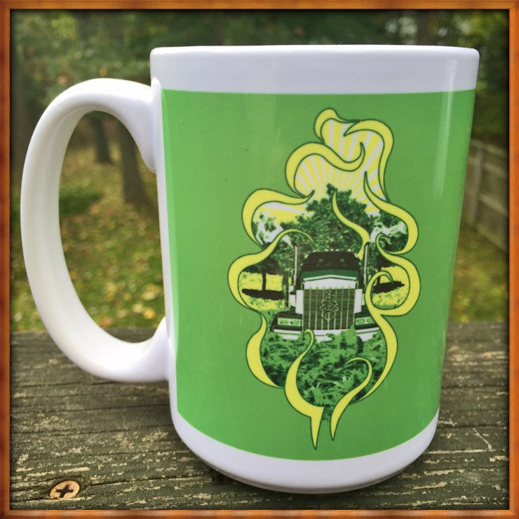 Image of Sour Diesel Tree Mug