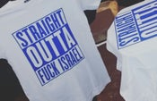 "Image of ""Straight Outta Fuck Israel"""