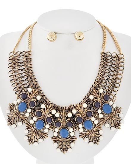 Image of Solane Cobalt Necklace