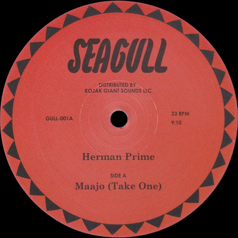 "Image of Herman Prime - ""Maajo"" 12"""