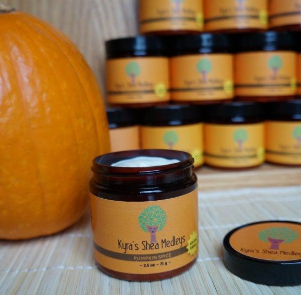 Image of Pumpkin Spice Butter Cream