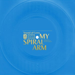 "Image of Sound of Ceres - ""My Spiral Arm"" Flexi Disc"
