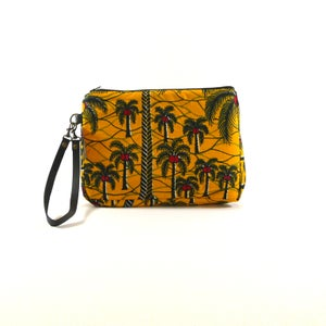 Image of Pochette Feuille - Jungle