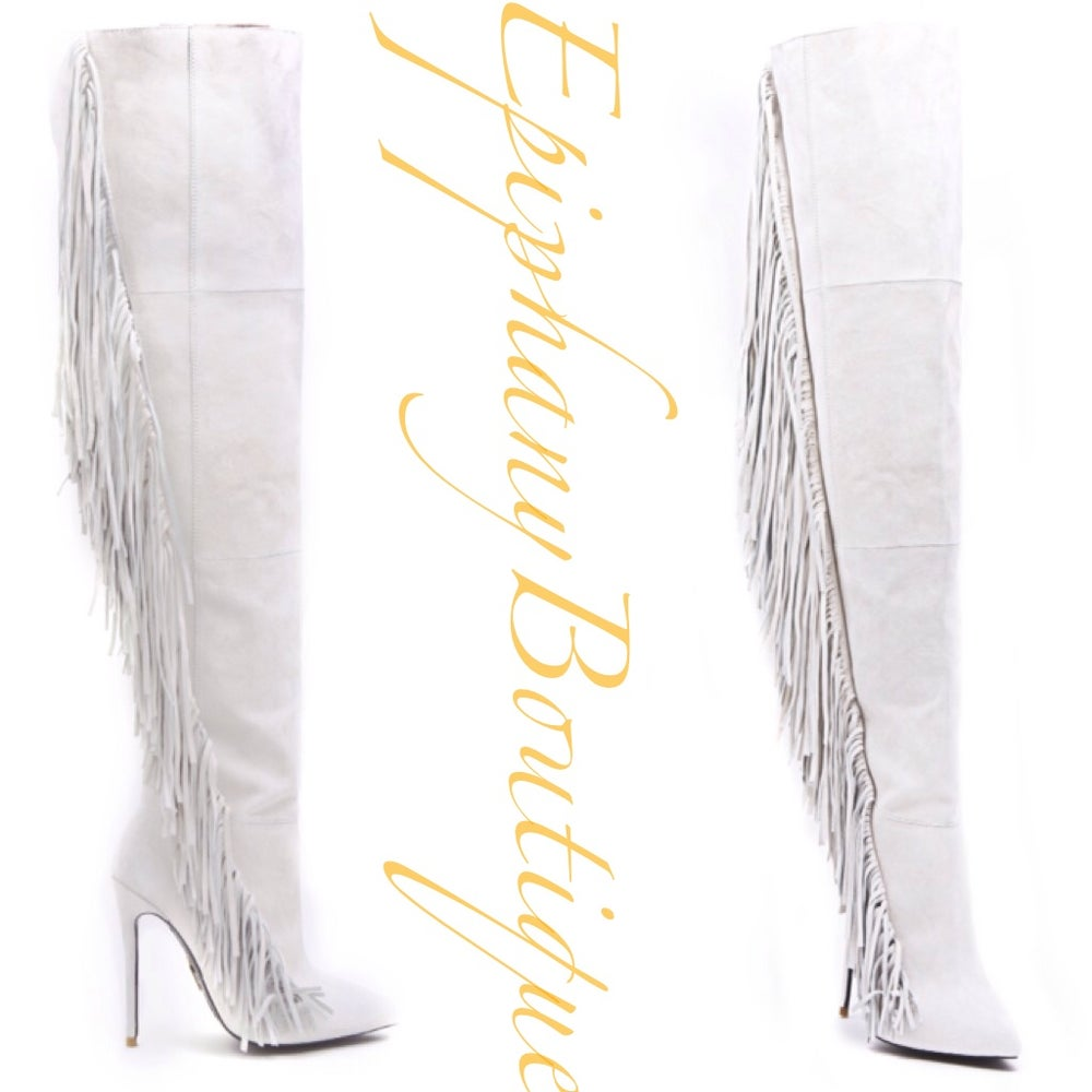 Image of The KYRPTONITE Boot-**ON SALE!!**
