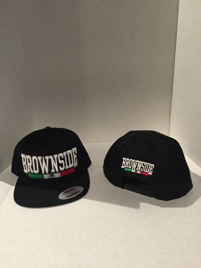 Image of BROWNSIDE - LOGO CAP (SNAPBACK)
