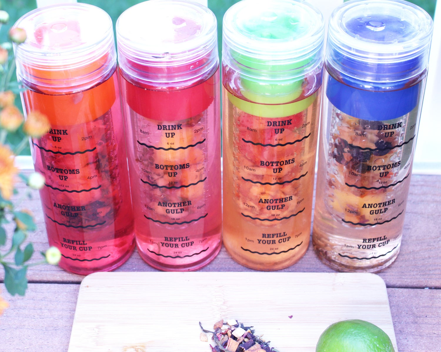 Image of Infusion Water Bottles (10)
