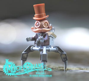 Image of COPPER edition Mechtorian - Back in Stock!