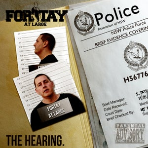 Image of Fortay - The Hearing (Signed CD)