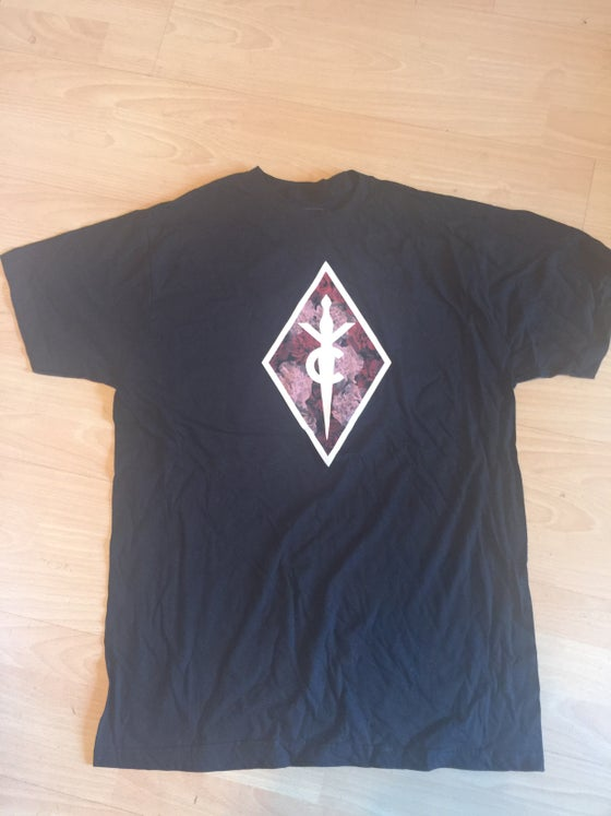 Image of RARE!!!! Misprint Diamond Flower Logo Shirt