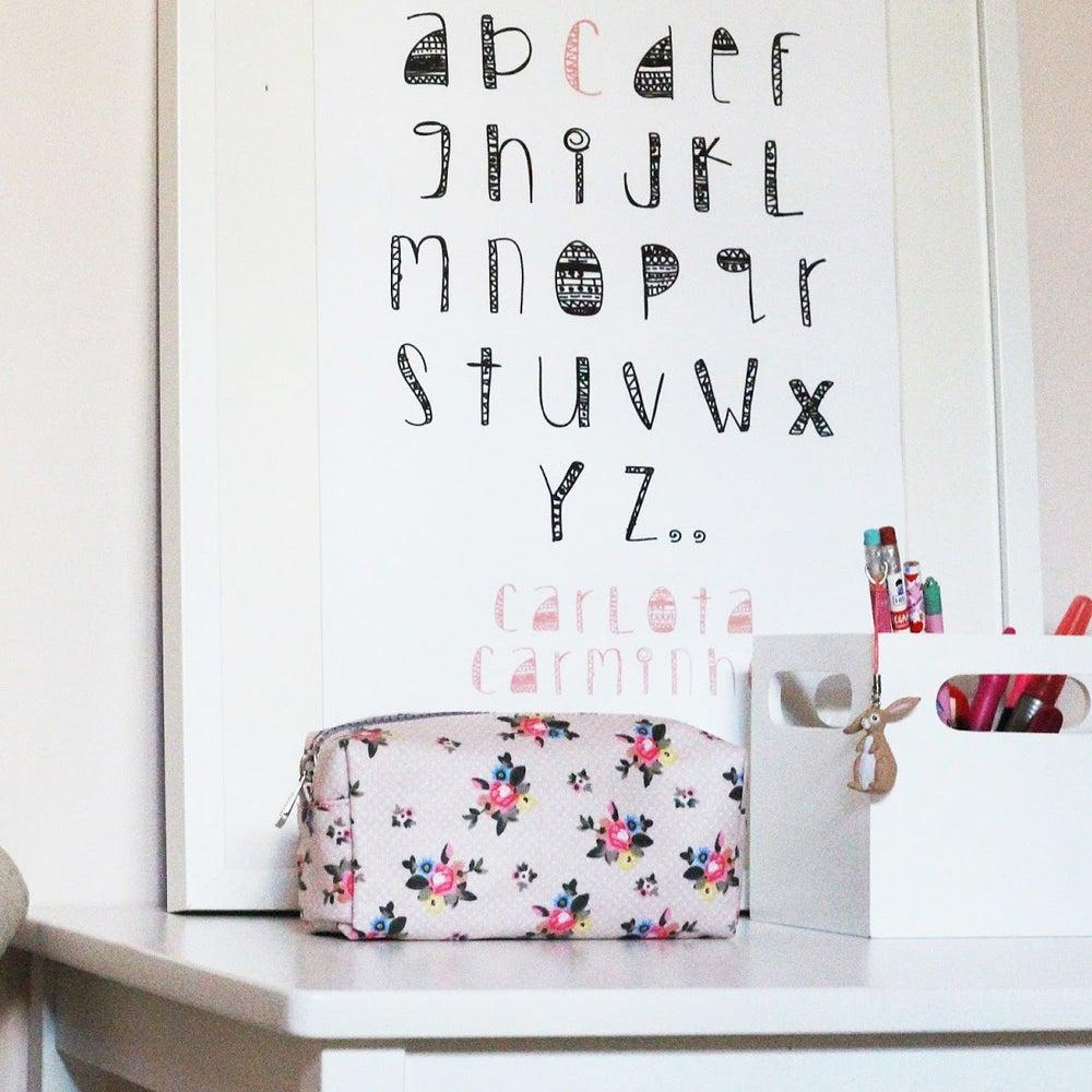 Image of ART PRINT | ABC CUSTOMIZE