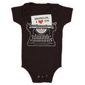 Image of BABY - BK Typewriter