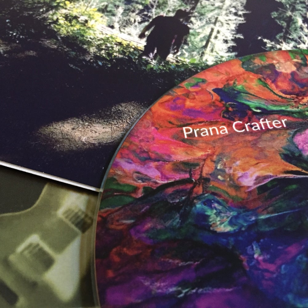 Image of Prana Crafter/Rupture of Planes (CD)