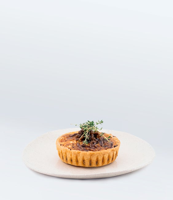 Image of Caramelised Onion Quiche (V) <br>(More Sizes Available)