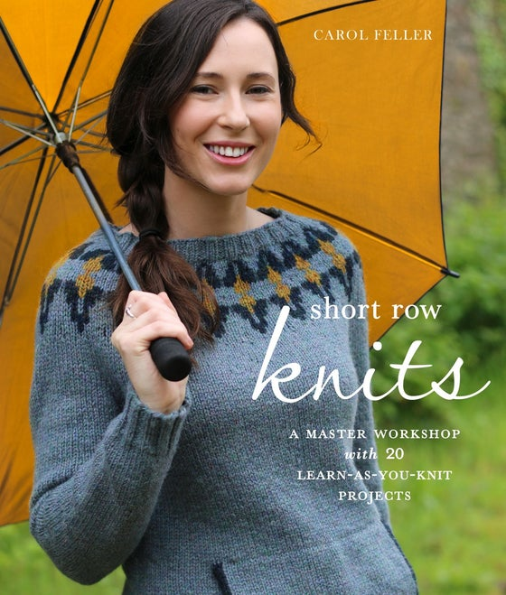 Image of Short Row Knits - Signed Copy!