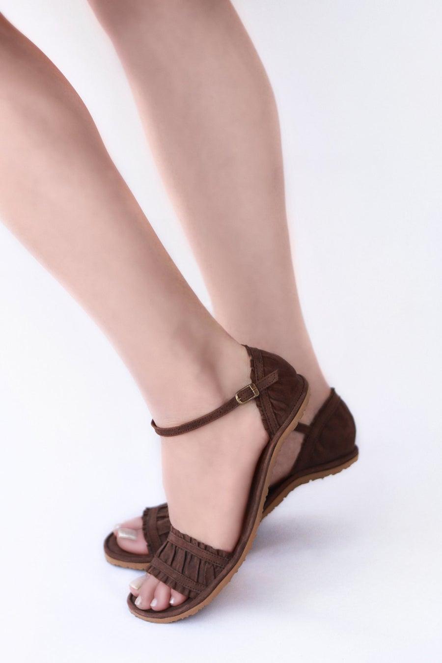 Image of Sandals - Furbelow