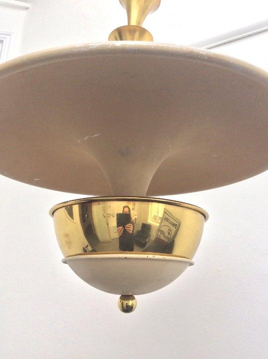 Image of Art Deco Chandelier