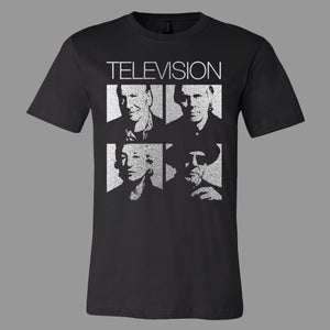 Television - Faces Tee