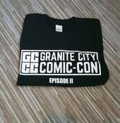 Image of Granite City Comic-Con 'Episode II' T-shirt