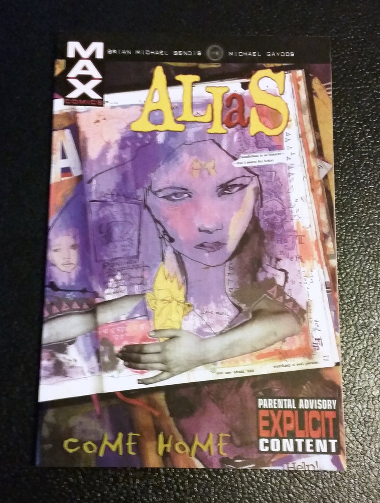 Image of ALIAS, Vol.2 (2003) signed by Michael Gaydos