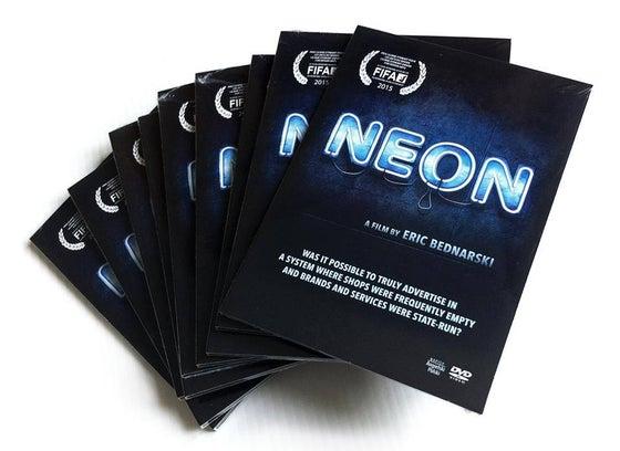 Image of NEON FILM - Eric Bednarski